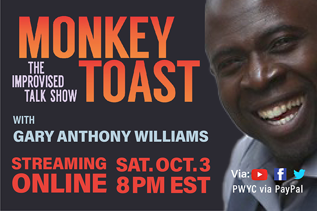 Gary Anthony Williams Event Page Header